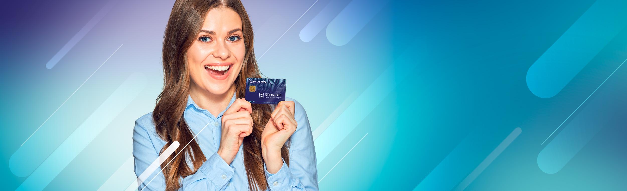 Promoção Certificado Digital eCPF por R$ 149,90 validade 12 meses