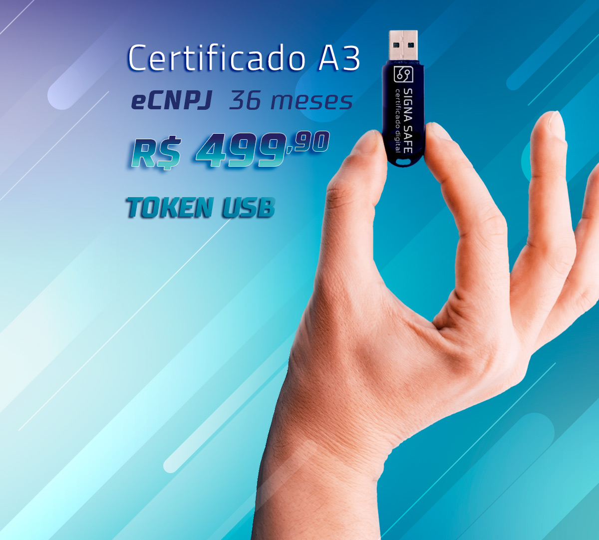 Preço Token Certificado A3  Sorocaba